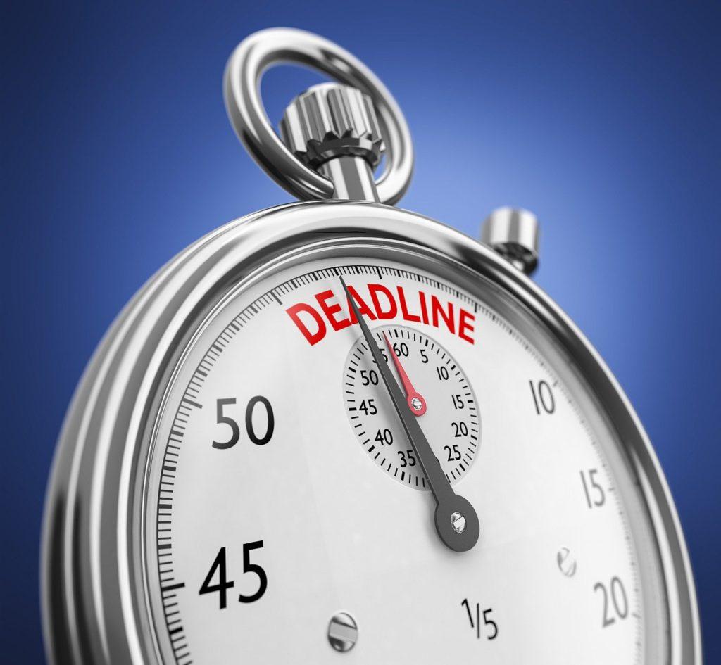 deadline, stopwatch, clock